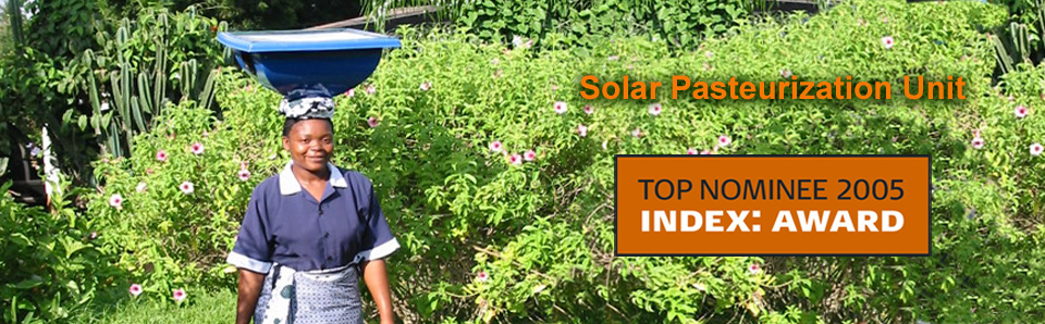 Solar Water Cleaning in Cooperation with Doctor Med. Anders Fjendbo Joergensen